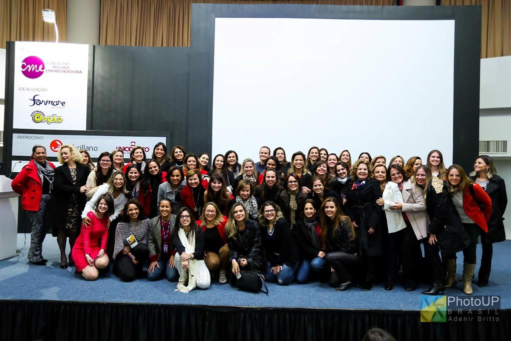Conselho da Mulher Empreendedora Crédito: Adenir Britto