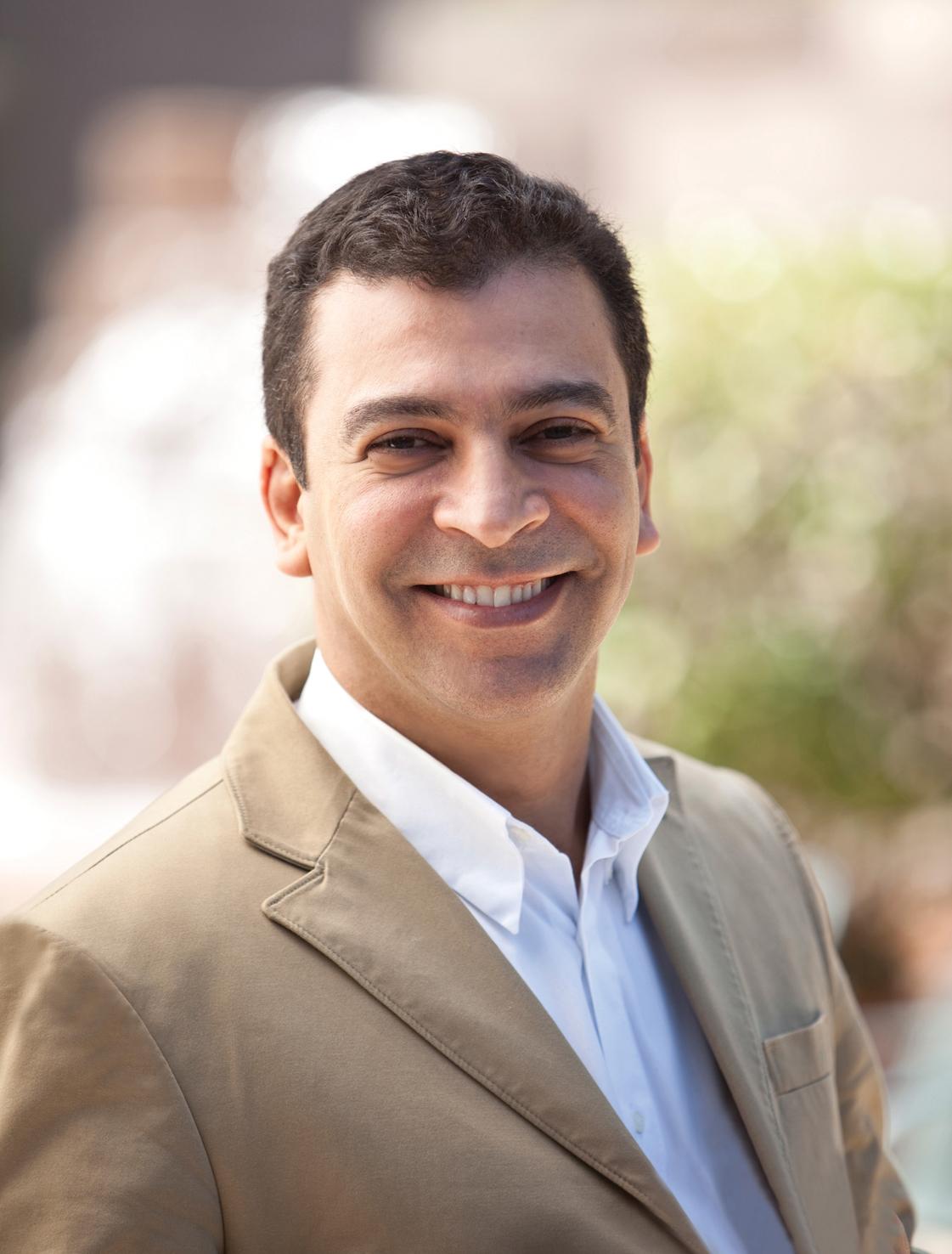 Pedro Ariel Santana, diretor de redação da revista Casa Claudia. Foto: Divulgação