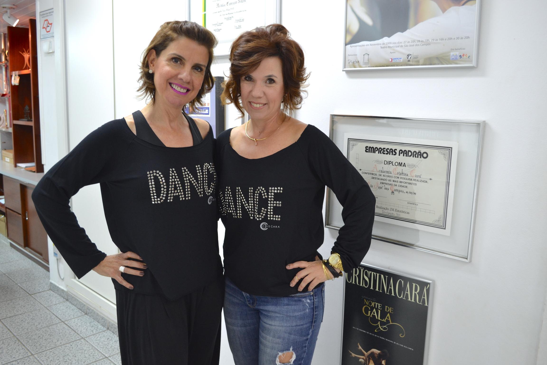 Cristina Cará e Andrea Prianti
