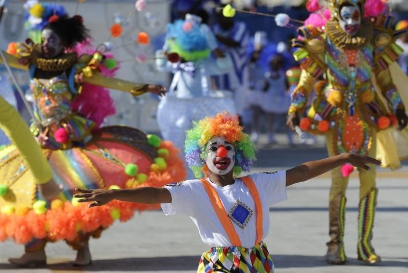 Pacotes para anunciantes incluem ações de branded content em coberturas de grandes eventos como o Carnaval Crédito: Tânia Rêgo/ABr
